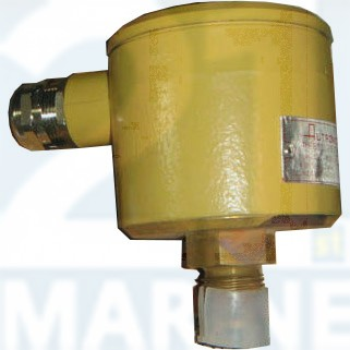 Autronica Pressure Transducer  Transmitter GT-100/ 6 bar for wartsila V46 4-20ma 2-wires